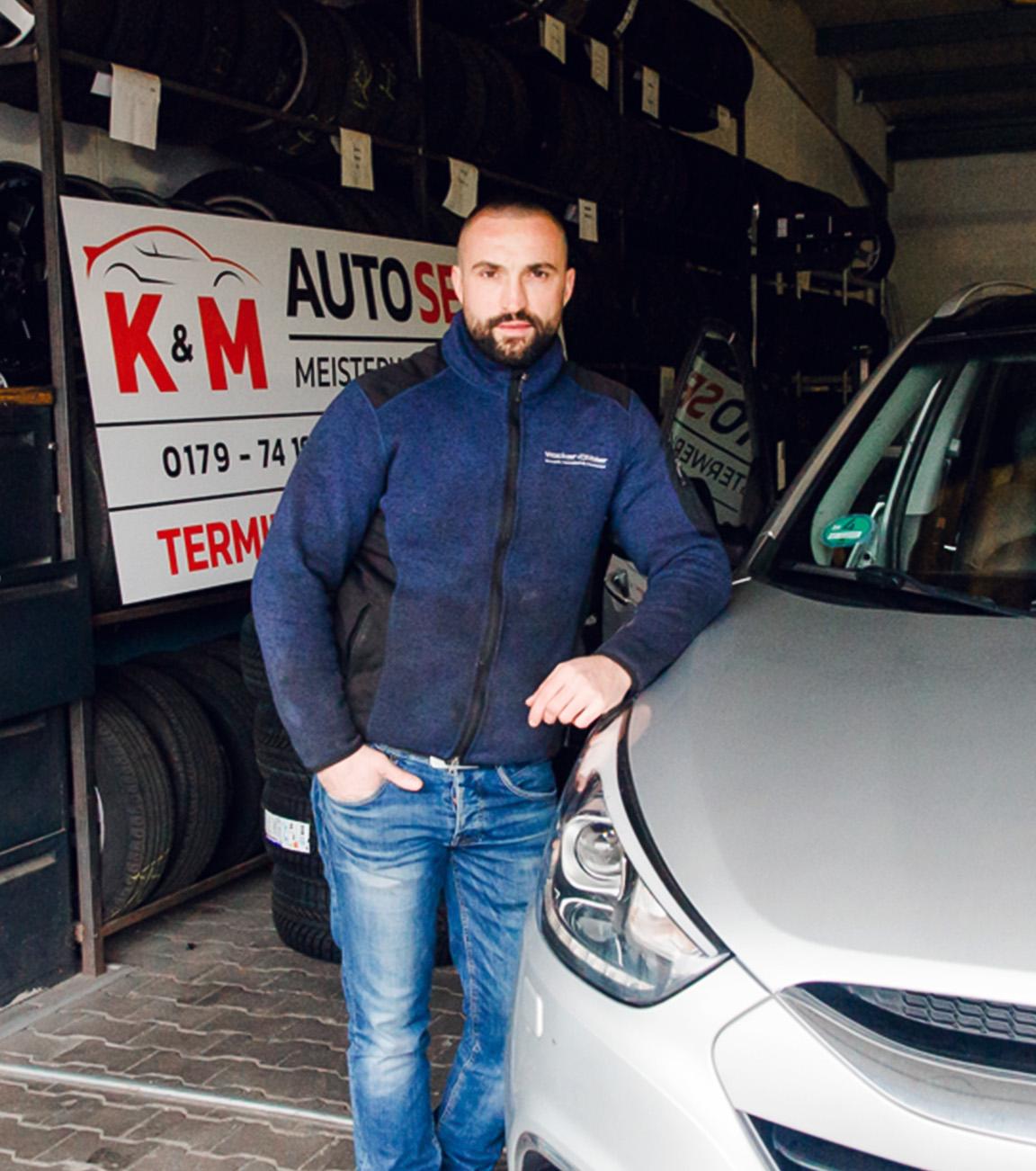 Konstantin Ivanov - K&M Autowerkstatt Mannheim